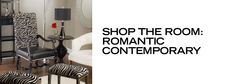 Shop the Room: Romantic Contemporary - http://pusatbajugrosir.com/shop-the-room-romantic-contemporary/