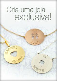 MEDALHA REDONDA É uma joia projetada para você expor suas crenças, amuletos, momentos e etc. Conheça: https://www.aphora.com.br/?wpam_id=9 use o cupom de desconto : ritabiju e ganhe 10% de desconto.