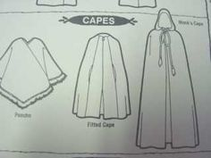 cape diagrams
