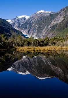Franz Josef Glacier - South Island, New Zealand