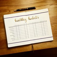 February 2018 Habit Tracker  @pagesbyleanne