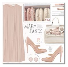 """""""Nancy Jayjii shoes"""" by ruska-10 ❤ liked on Polyvore featuring CO, Forever New, Monica Vinader and Goshwara"""