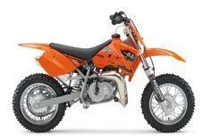 SPECIFICATION OF KTM 50 Mini Adventure 2006