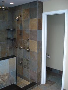 Surface arts umbria multi sierra porcelain slate tile - Design home interiors montgomeryville ...