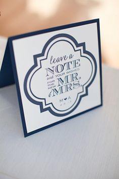 Stunning White Arizona Wedding from Stephanie Fay Photography - wedding guestbook table idea