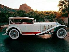 1927 Mercedes Benz (Supercharged) Type S