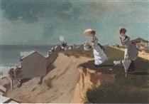 Long Branch, New Jersey (1869) - Winslow Homer