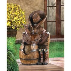 I'm selling Wild West Water Fountain - $159.95 #onselz