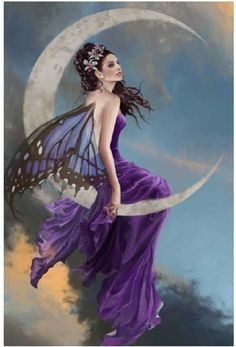 angels, fairies, mermaids and witches cross stitch (42 p.) | Learning Crafts is facilisimo.com