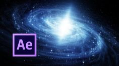 Amazing 3D Galaxy Simulation | After Effects Tutorial