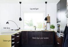 3 tips til makeover af køkkenet