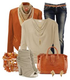 """Ready For Fall"" by justbeccuz ❤ liked on Polyvore featuring Dolce&Gabbana, KAS New York, Italca, Nancy Gonzalez, Glitzy Rocks, Givenchy, Vince Camuto and Warehouse"