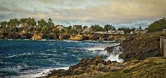 Depot Bay Oregon by Charlie Prenzi #photography #scenery  http://charlieprenziphotography.com/