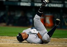 Never kick a man when he is down. Unless he is a Yankee.
