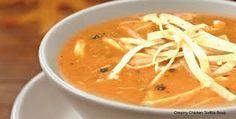 Claim Jumper Restaurant Copycat Recipes: Chicken Tortilla Soup