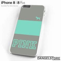Pink Victoria's secret Limited style 2 For iPhone 8   8 Plus Case