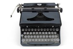 Vintage Royal Typewriter...this is how I learned to type in the 70's