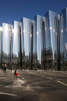 Len Lye Centre - Picture gallery
