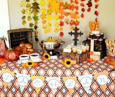 Autumn Harvest Party
