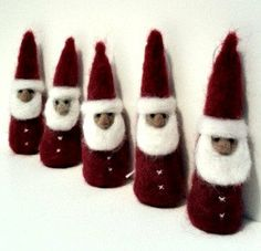 On or around my Christmas tree by Leoh Hillman on Etsy