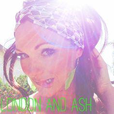 London and Ash Chic and Sassy Headband by LondonAndAsh on Etsy