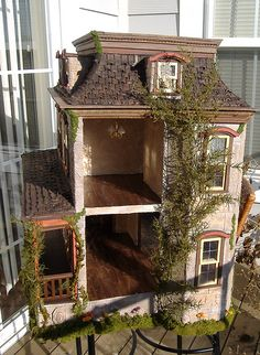 The Lily Victorian Dollhouse | Flickr - Fotosharing!