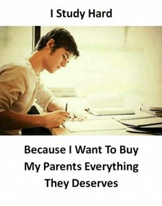 Life goals = proud parents study motivation quotes, study quotes, hindi quo Study Hard Quotes, Life Lesson Quotes, Real Life Quotes, Reality Quotes, True Quotes, Words Quotes, Qoutes, Success Quotes, Love My Parents Quotes
