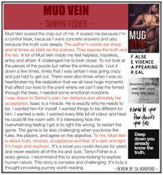 Tarryn Fisher ~ Mud Vein