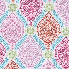 Dena Fishbein fabric Little Azalea for Free by fivemonkeyfabrics
