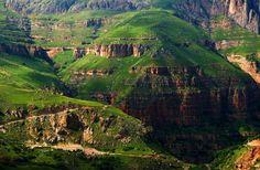 Azerbaycan-Şah Dağı