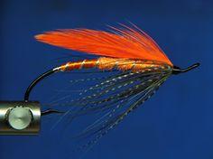 Orange spey