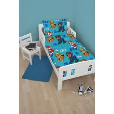 Buy Paw Patrol Spy Bed in a Bag Set - Toddler at Argos.co.uk, visit Argos.co.uk to shop online for Nursery bedding sets, Bedding, pillows and duvets, Sleep, Baby and nursery