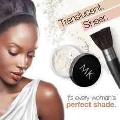 Mary Kay Translucent Loose Powder the PERFECT shade for everyone! Order yours today at www.marykay.com/coral