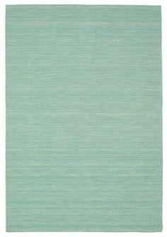 Kelim loom - Mint Groen tapijt CVD8687