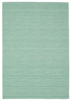 Kelim loom - Mint grün 160x230 - CarpetVista