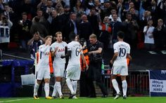 Kane put Spurs back into the lead following Yarmolenko's leveller before adding to his personal tally after the break