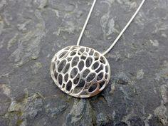 Buoy Pierced Pendant | Kelly Munro Jewellery
