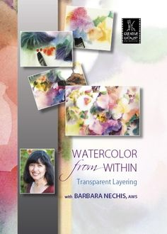 Watercolor from Within | NorthLightShop.com