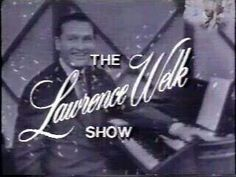The Lawrence Welk Show on Sunday evenings