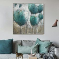 Abstract Flower Print Painting On Canvas Large wall art Pictures Ready to Hang Framed Painting Art Wall Pictures for Living Room Home Decor Large Wall Art, Framed Wall Art, Canvas Wall Art, Wall Art Prints, Living Room Prints, Living Room Canvas, Wall Art Pictures, Print Pictures, Painting Pictures