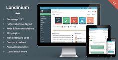 50+ Best Modern Admin Dashboard Panel Templates