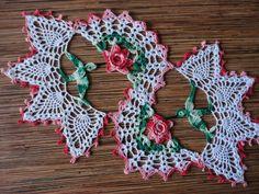 Hummingbird Irish Rose Crochet Doily Pattern | January 13, 2012 anumrinal 13 Comments