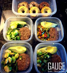 Check out this simple and delicious paleo meal plan from Gauge Girl Training. Click to see this meal plan and more!