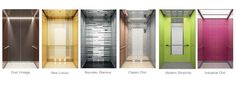 Elevador de tecnología confiable comprobada, con Eco-eficiencia de primera clase que reduce la huella de carbono del edificio. Con cuarto de máquinas compacto que facilita la instalación y reduce costos.