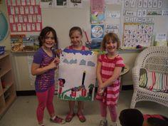 La maternelle de Francesca: Nos dinosaures en papier déchiré!