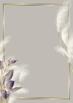 Floral Wallpaper Phone, Gold Wallpaper Background, Vintage Flowers Wallpaper, Pink Background Images, Framed Wallpaper, Phone Wallpaper Images, Flower Wallpaper, Wallpaper Backgrounds, Wedding Background