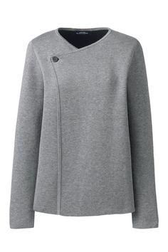 3d6e90f852317 Women s Cotton Modal Long Sleeve Drape Cardigan Drape Cardigan