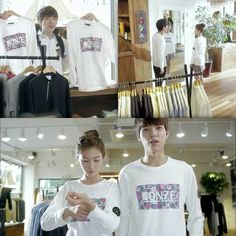 Woohyun and Seulbi Hi School Love On, High Shool, Best Kdrama, Nam Woo Hyun, Kim Sejeong, Seo Kang Joon, Star Cast, Lee Sung, Korean Drama