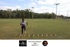 Prism Fitness Ambassador @speedkills_inc is sharing with you some awesome agility ladder drills for improved speed and footwork on the Smart Modular Agility Ladder! What ladder drills are you working on this winter to be in top performance for Spring Sports?  #SmartModularAgilityLadder#SmartSpeedTraining #speedtraining #agilitytraining #agilityladder #quickfeet #SpeedandAgility #footworkdrills #speedkills #SmartSelfguidedFitness #PrismFitness #FitnessEquipment #TrainSmart #FunctionalWorkouts