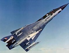 Royal Australian Air Force, Dassault Mirage IIIO(A). Large missile is a french Matra Royal Australian Navy, Royal Australian Air Force, Military Jets, Military Aircraft, Aircraft Structure, Reactor, Australian Defence Force, Aircraft Interiors, Aircraft Parts